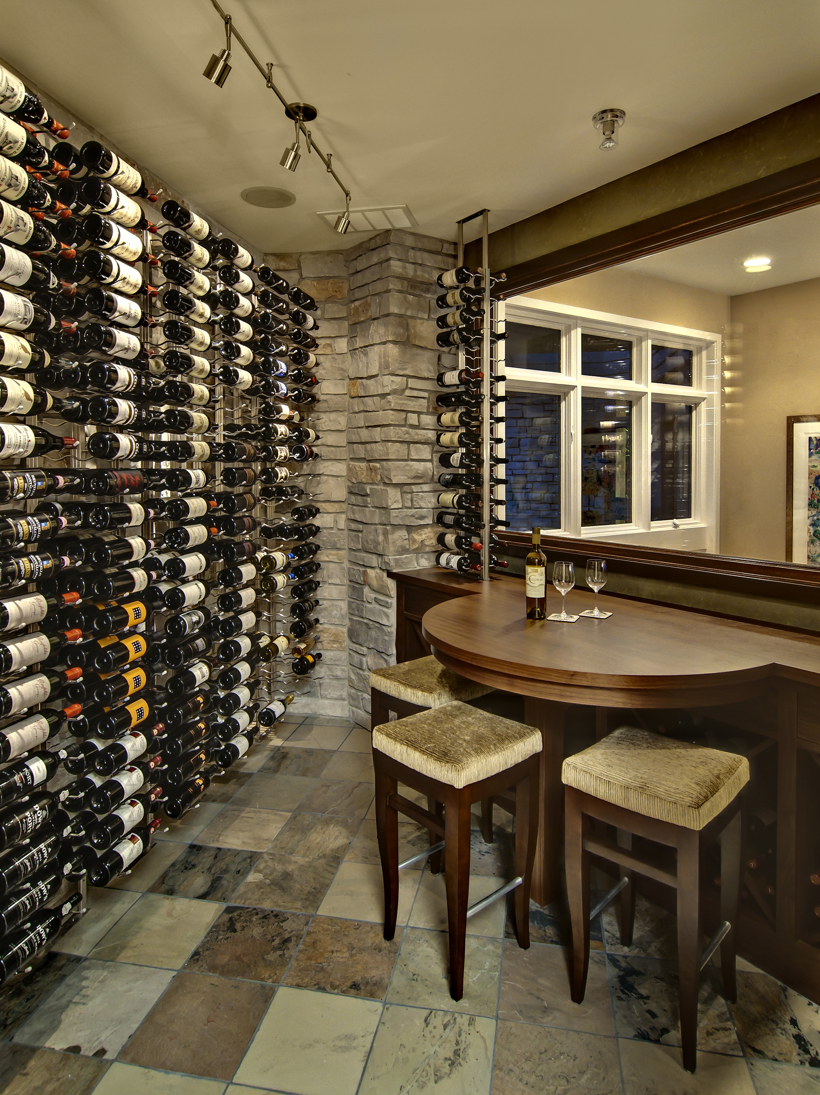 ... custom Foxwood Wine Cellar. Previous & Cellars | Foxwood Wine Cabinets | Luxury Wine Cabinets